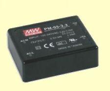 1 pc. PM-05-12  MEANWELL  SNT Modul 5W 12V/0,42A  NEW  #WP