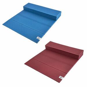 Reebok 6mm Folded Yoga Mat Exercise Training Pilates Fitness Folding Workout POE