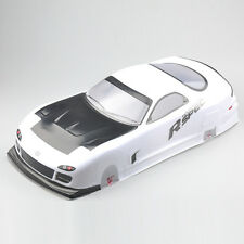 #016 Tamiya Body Set Mazda RX-7 190mm EP 1:10 RC Car Touring Drift On Road