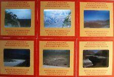 Circa 1958 Kodachrome American Parklands Slides