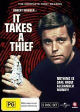 It Takes A Thief : Season 1 (DVD, 2010, 5-Disc Set)