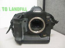 Canon EOS 1D Mark II Digital SLR Camera Body w/ Battery & Carrying Strap**