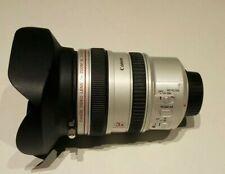 Canon video lens 3x zoom XL 3,4-10.2mm 1:1.8-2.2 diam. 72. Grandangolo.