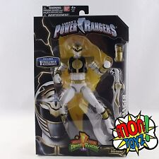 WHITE RANGER Legacy Collection Action Figure Mighty Morphin Power Rangers MMPR