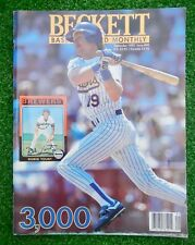 ROBIN YOUNT Beckett Baseball Card Monthly Sept 92 Issue #90 NO LABELS FREE SHIP