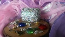 Fairy Princess Treasure Chest with Jewels & Fairy Dust