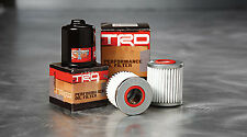 Genuine Toyota TRD OIL Filter (PTR43-00081)   Tundra   Sequoia   Land Cruiser