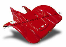 NEW HONDA TRX 300EX 250X RED PLASTIC REAR FENDER PLASTICS TRX300EX TRX250X