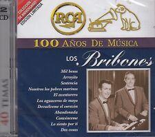 Los Bribones 100 Anos de Musica 2CD New Nuevo sealed