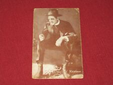 "Antique Crawford Kent in ""Other Men's Shoes"" Postcard Movie Advertising"