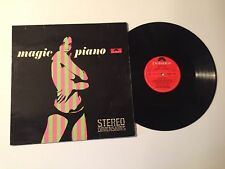 "Fritz Schulz-Reichel - MAGIC PIANO STEREO DIMENSIONS VINILE 12"" LP vinyl 1968"