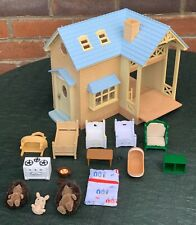 Sylvanian Families Bluebell Cottage House Calico Critters Furniture & Figures