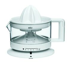 Braun Domestic Home CJ 3000 TributeCollection Weiss Zitruspresse 20 Watt