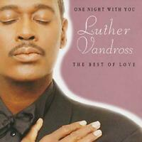 Luther Vandross : One Night With You: BEST OF LOVE CD (1997) Fast and FREE P & P
