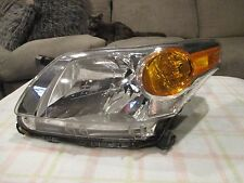 2008 2009 2010 2011 2012 SCION xD DRIVER/LEFT SIDE HALOGEN HEADLIGHT OEM