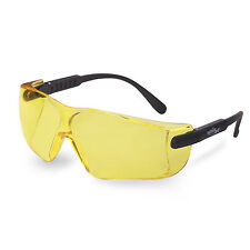 UV385 Yellow Lens Adjustable Safety Shooting Glasses Eyewear Anti-Fog CE ANSI