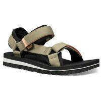 Teva w universal trail sandalo donna outdoor trekking mare verde olive