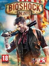 BioShock INFINITE PC - STEAM GIFT (NO CD/DVD) WW Steam Game, No Zone Restriction