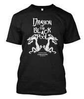 Dragon Black Pool Fu manchu Big trouble in Little China-Custom Men's T-Shirt