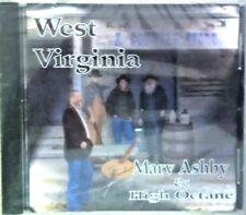NEW! WEST VIRGINIA:MARV ASHBY & HIGH OCTANE CD