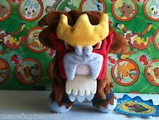 Pokemon Center Plush 2009 JAPAN Pokedoll Entei Doll figure New raikou suicune