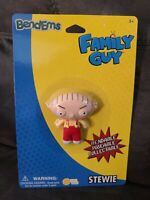 The Family Guy Stewie Figure with a Raygun Embroidered Patch NEW UNUSED