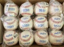 1 Dozen NEW Rawlings Babe Ruth League Baseballs