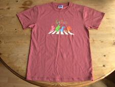 NEW Red EQUINOCCIO Galapagos AnimalsT-Shirt  100% Cotton Beatles Motif Ecuador