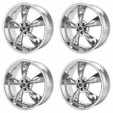 4x American Racing 17x8 Ar605 Torq Thrust M Wheels Chrome 5x45 5x1143 0mm Fits Nissan Armada