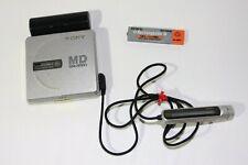 Sony md minidisc player Mz-E35 working #2