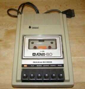 ATARI 410 PROGRAM RECORDER for ATARI 8-BIT 400 / 800 800XL (Deck No.2)