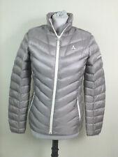 Schöffel #32497 Annapolis Thermo Steppjacke Jacke Winter Damen Gr. 34 / XS Grau