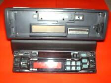 Autoradio K7 stéréo RDS 4x35W JVC origine Toyota + étui façade Prise chargeur CD