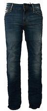 Pantalone jeans skinny uomo zip GUESS a.M52AN2 D1SH0 taglia 40 colore AGRE
