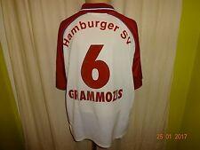"Hamburger SV Original Fila Trikot 1999/00 ""HYUNDAI"" + Nr.6 Grammozis Gr.XL"