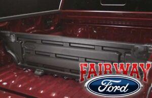 15 thru 21 Ford F-150 OEM Genuine Ford Parts Black Bed Divider Kit for BoxLink