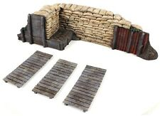 BRITAINS DIORAMA ACCESSORIES 51041 TRENCH SECTION WITH DUCKBOARDS MIB