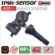 New 1X TPMS TIRE PRESSURE SENSOR for CHRYSLER JEEP DODGE 68313387AB 433MHz