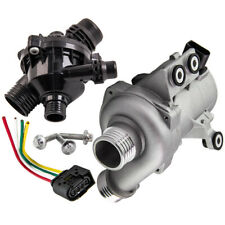 Electric Engine Water Pump Thermostat For BMW X3 X5 328I -128i 528i 11517563183
