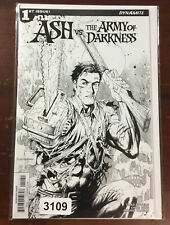 Ash vs. The Army of Darkness #1 Variant Stock Image Dynamite Entertainment