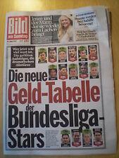 BamS Amy Winehouse Dirk Nowitzki Karl Lagerfeld Pep Guardiola Frank-W Steinmeier
