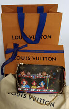 BNIB Limited Edition Louis Vuitton Christmas Animations 2020 Mini Pochette