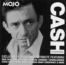 JOHNNY CASH - Covered/Tribute CD 2004 MOJO BRAND NEW SEALED IMPORT, OUT OF PRINT