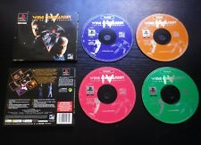 JEU PLAYSTATION PS1 PS2 : WING COMMANDER IV The Price Of Freedom (sans notice)