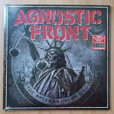 Agnostic Front LP: the American Dream died (nuovo; download of the Alligators +)