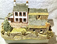 Yew Tree Farm 1987 Lilliput Lane Book Deed & Cert of Authenticity by David Tate