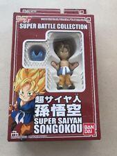 Dragon Ball GT Super Battle Collection Super Saiyan Gokou Bandai