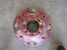 International 504 Utility Power Adjust Rear Wheel Center Disc 365325r1 Tractor