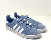 NEW adidas Sneakers Mens Size 8 Ash Blue Campus