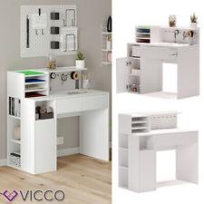 Schreibtisch Basteltisch Arbeitstisch Maltisch Ablagen Werkbank Bürotisch Vicco